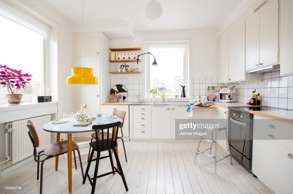 Modern kitchen : Stock Photo