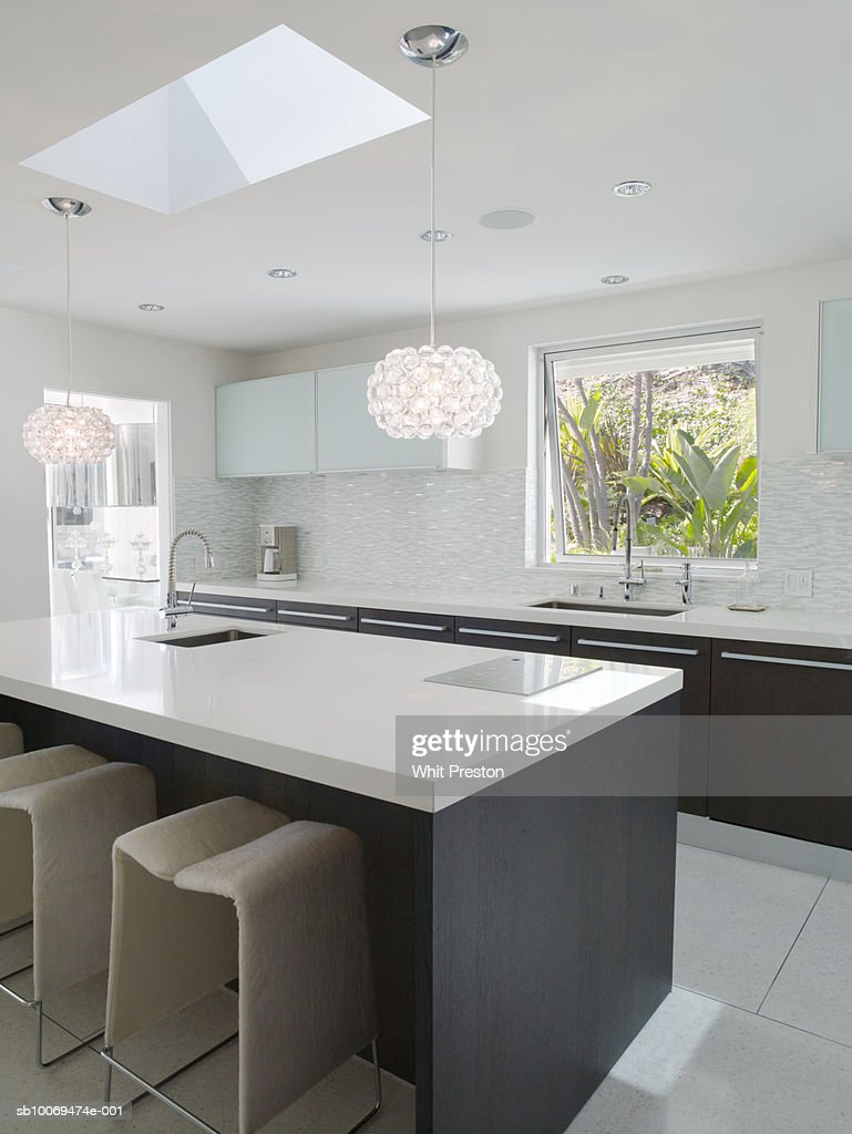 Modern kitchen : Foto stock