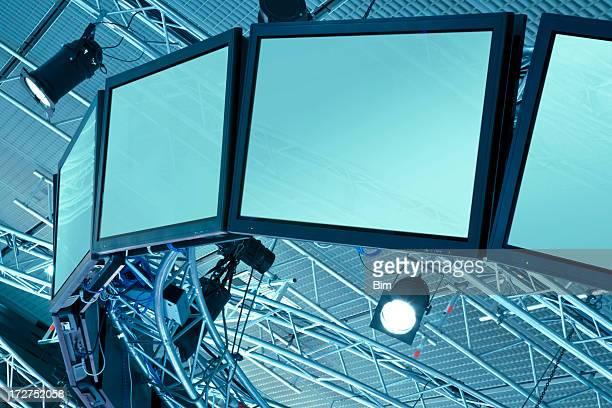 Modern LCD Screens