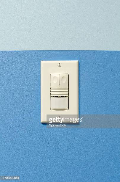 modern light switch - off stock pictures, royalty-free photos & images
