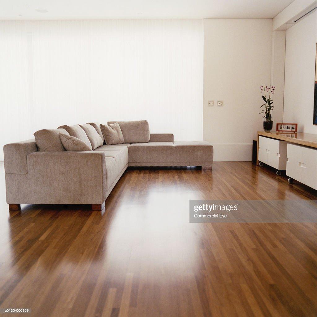 Modern Living Room : Stock Photo