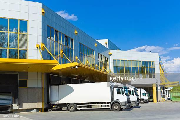 modern loading docks