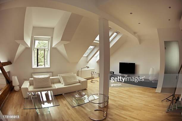 Moderne appartement loft