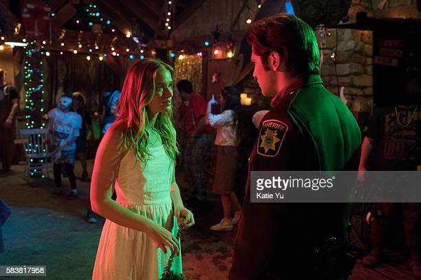 SUMMER 'Modern Love' The annual masquerade ball sets the stage for intrigue and danger in 'Modern Love' an allnew episode of 'Dead of Summer' airing...