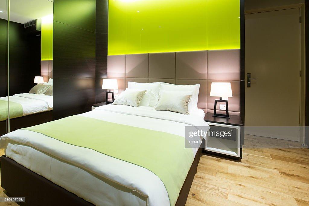 Modern luxury hotel suite interior stockfoto getty images