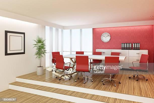Moderne Meetingraum