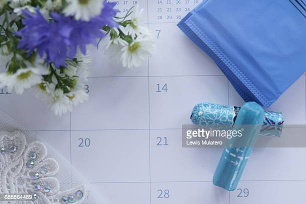 modern menstruation  - monthly event stock pictures, royalty-free photos & images