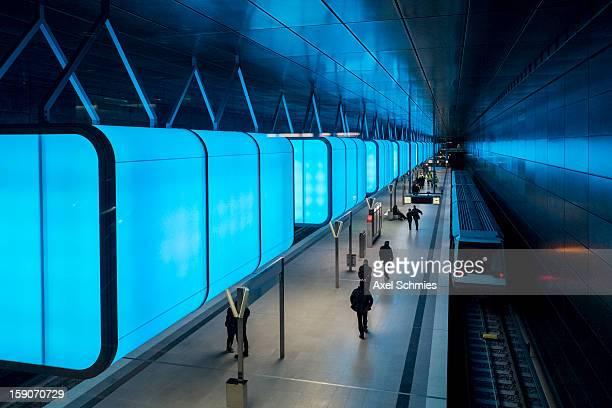 modern Metrostation