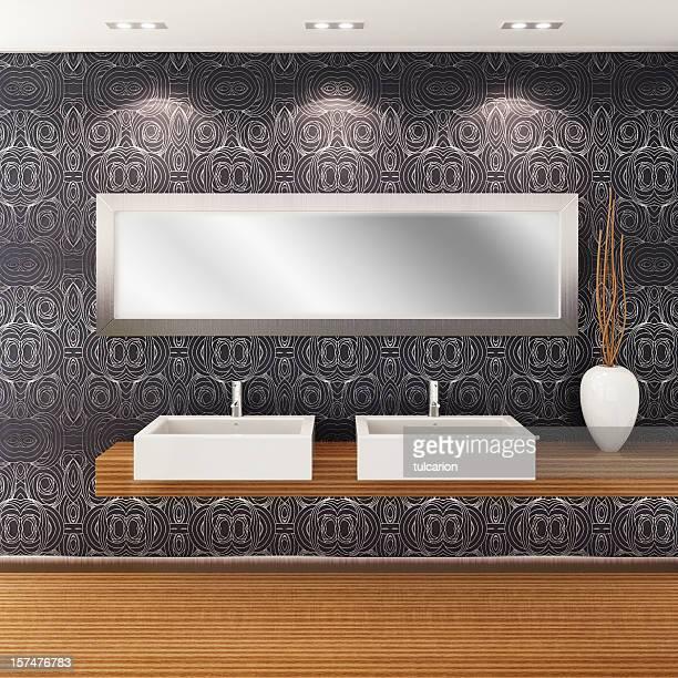 Modern Minimalism Bathroom