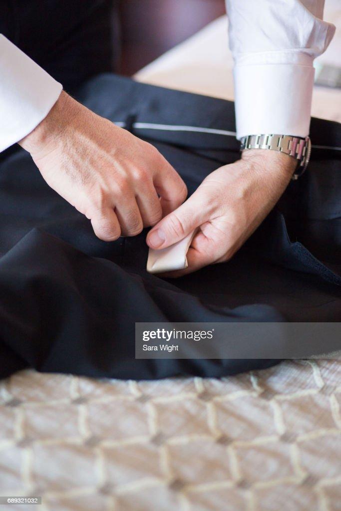 Modern New York City Weddings : Stock Photo