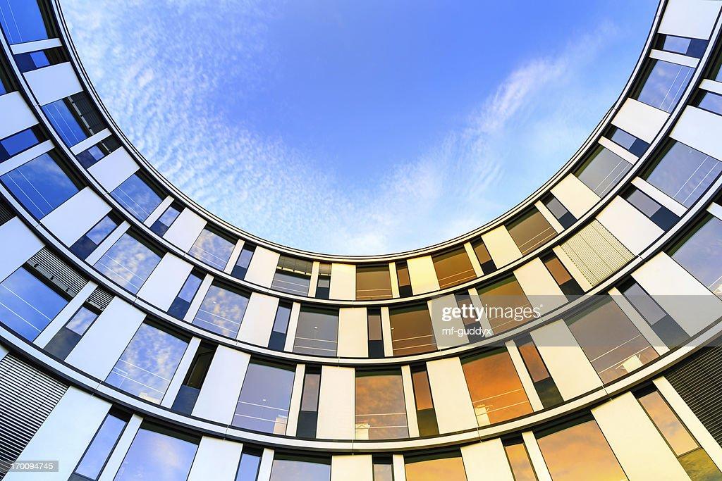 Modern Office Architecture : Stock Photo