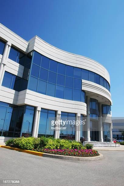 近代的なオフィス建物のエントランス - buzbuzzer ストックフォトと画像