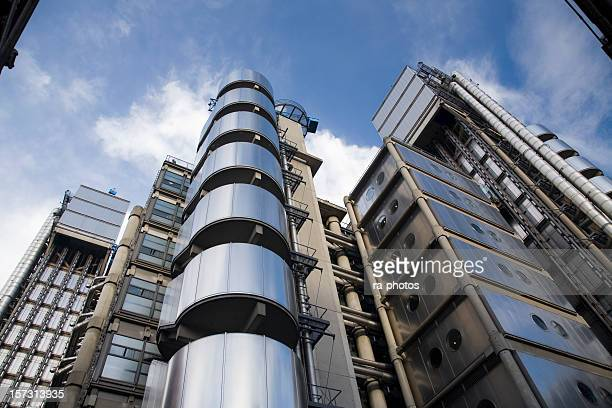 Modern office building, London