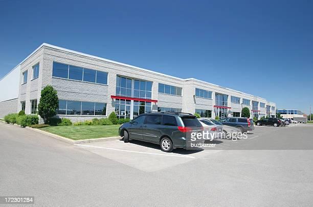 Modern Office Condo Building
