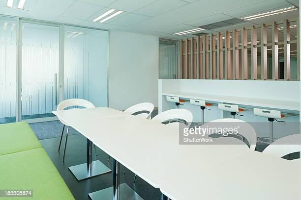 Moderne Büro Konferenztisch