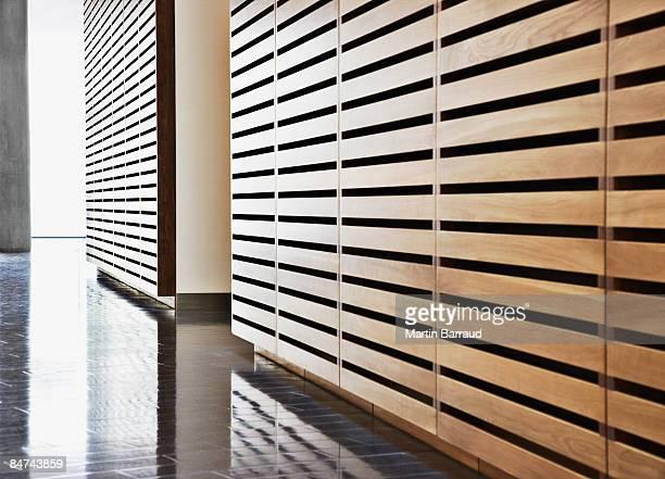 Moderne Büro-Korridor