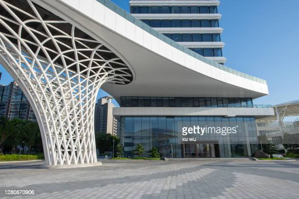 modern office doorway - finance and economy stock pictures, royalty-free photos & images