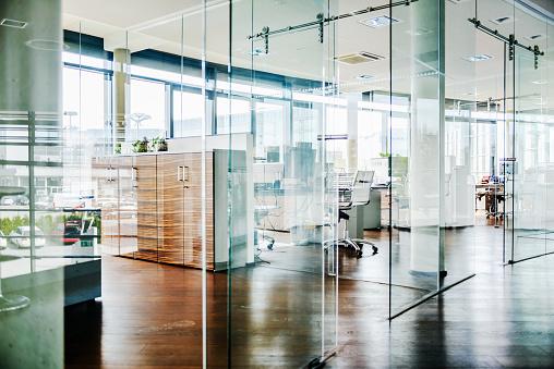 A Modern Office Environment 1053501204