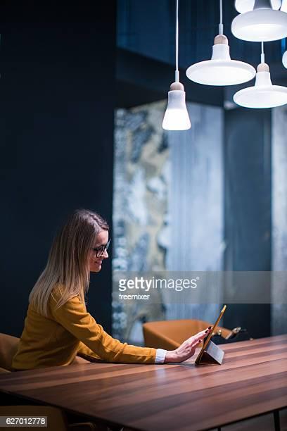 Modern office for modern businesswoman