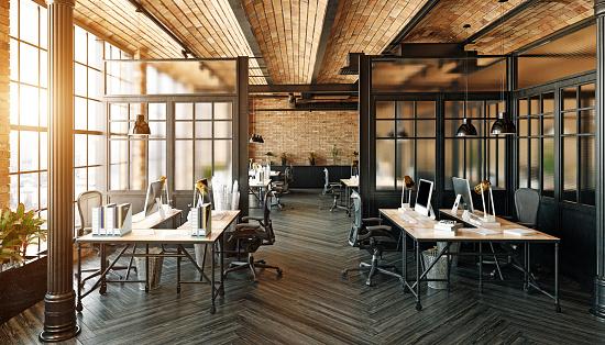 modern office interior 1089787036