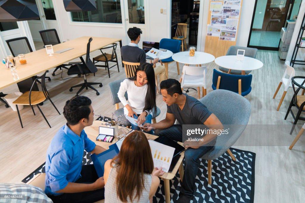 Modern office : Stock Photo