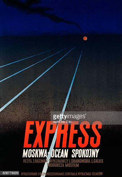 Modern Polish Poster for Express