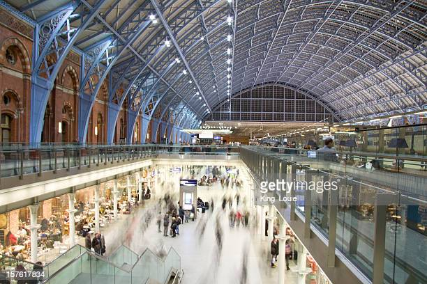 modern railway station - high speed train stock pictures, royalty-free photos & images