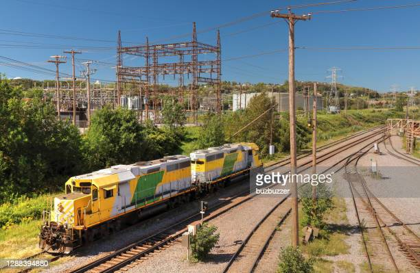 modern railways - buzbuzzer stock pictures, royalty-free photos & images