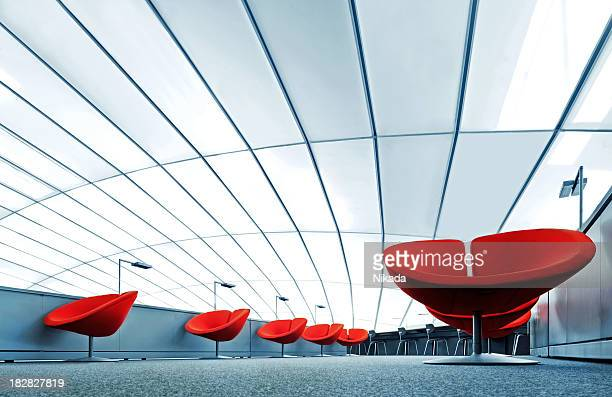 modern reading lounge - funky stock pictures, royalty-free photos & images