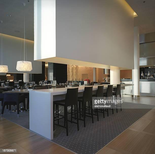 Moderne restaurant design