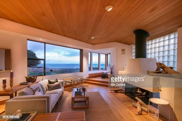 Modern Rustic Coastal Home