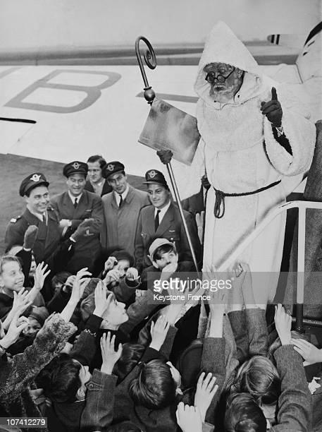 Modern Saint Nicholas On December 2Nd 1951
