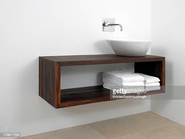 Modern Scandinavian Bathroom detail...