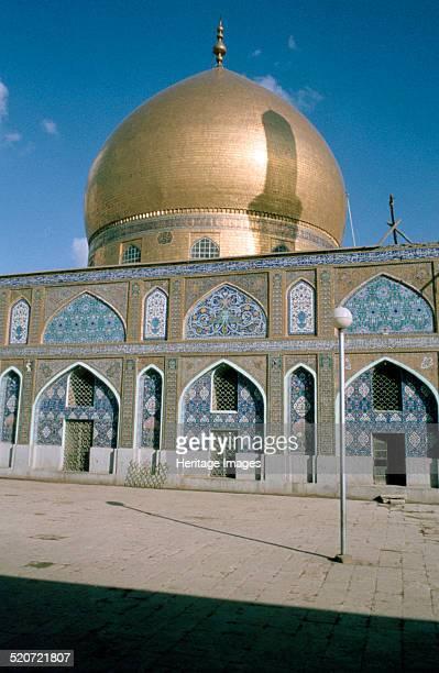 Modern Shiite mosque Samarra Iraq 1977
