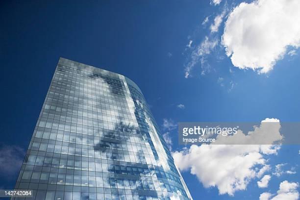 Modern skyscraper