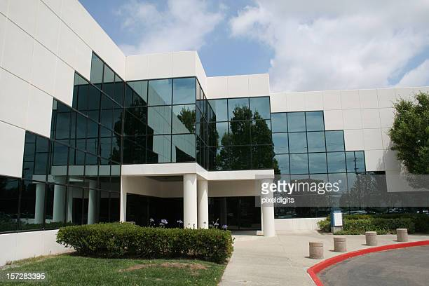 modern small business building - incorporated stock pictures, royalty-free photos & images