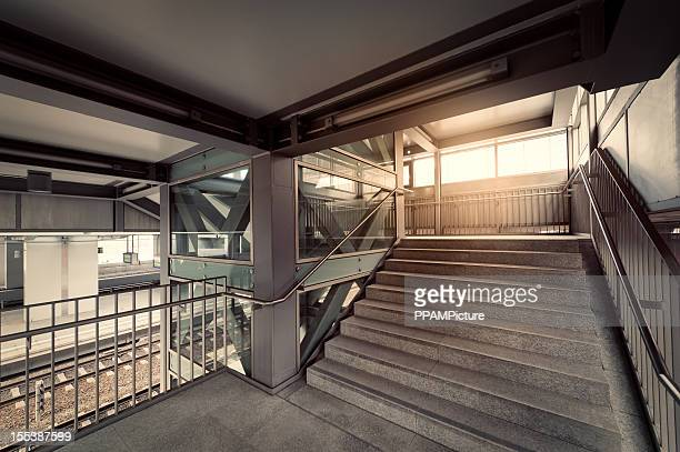 Moderne Escalier de la station
