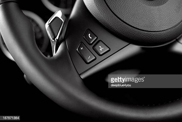 modern steering-wheel