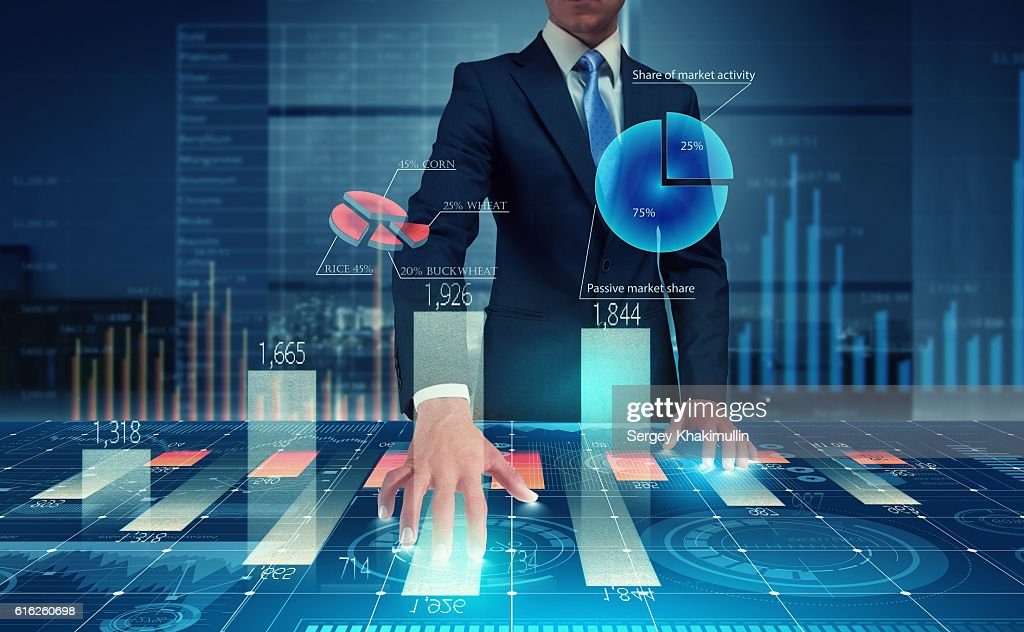 Modern technologies in use . Mixed media : Stock Photo