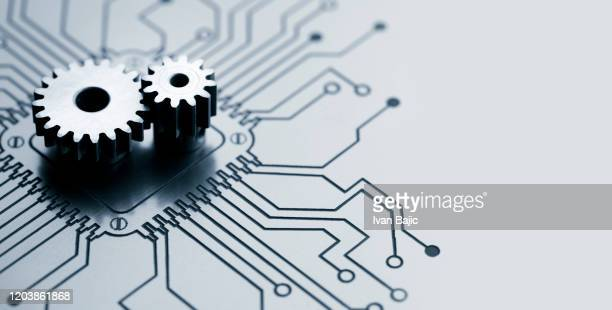 modern technology background - electrical equipment stock pictures, royalty-free photos & images