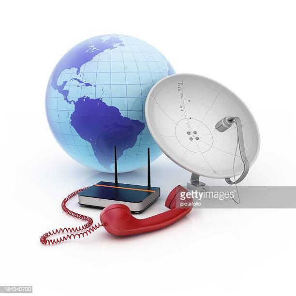 modern telecommunications