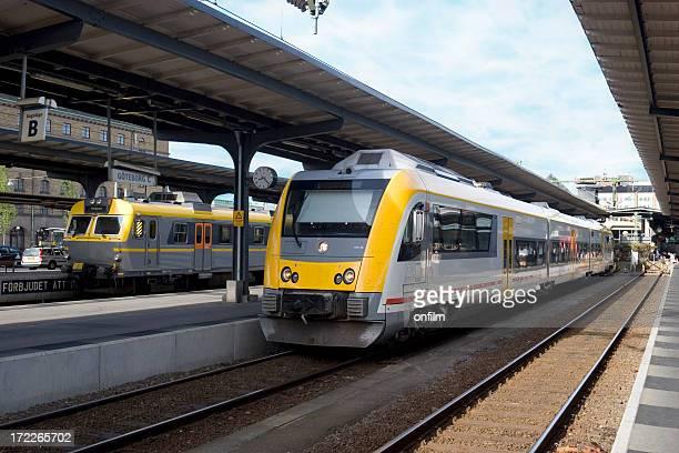Moderno Comboios