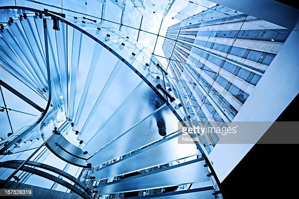 Modern Transparent Staircase