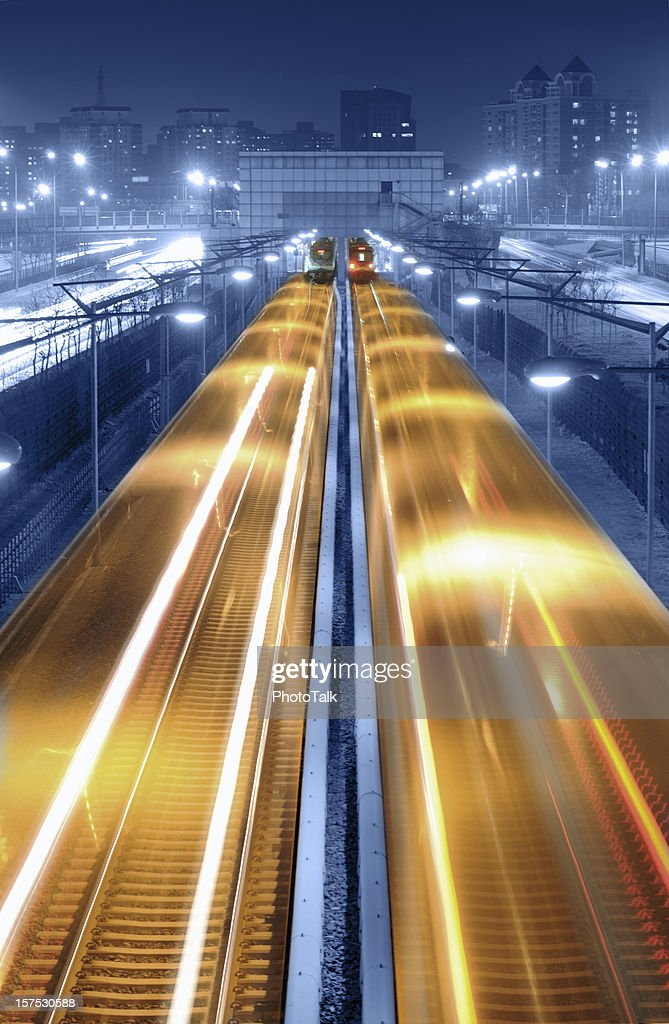 Modern Transportation - XLarge : Stock Photo