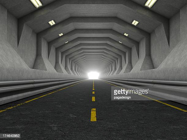 Moderne tunnel