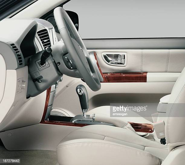 modern vehicle - vehicle interior stock pictures, royalty-free photos & images