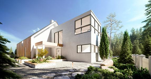 Modern Villa 1148271183