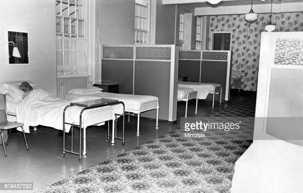A modern ward at Whitchurch Hospital Cardiff 21st April 1970