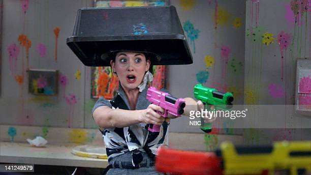 COMMUNITY 'Modern Warfare' Episode 119 Pictured Alison Brie as Annie Photo by NBC/NBCU Photo Bank