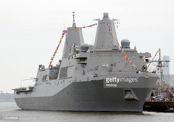 modern warship - military ship stock pictures, royalty-free photos & images